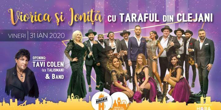Concert Viorica & Ioniță + Taraful din Clejani