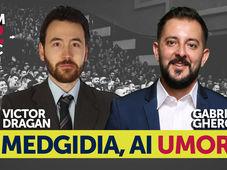 Medgidia , ai umor? Stand Up Show cu Gabriel Gherghe si Victor Dragan