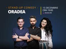 Oradea: Stand-up comedy cu Bucălae, Tănase și Ioana State 3