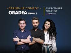 Oradea: Stand-up comedy cu Bucălae, Tănase și Ioana State 4