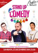 Stand-Up Comedy Sambata 21 Decembrie anti CHRISTMAS EDITION