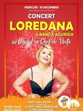 Loredana & Banda Agurida // Concert în Orașul Cu Chef De Viață