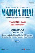 Galati: Musicalul Mamma Mia