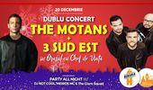 The Motans + 3 Sud Est // Dublu Concert în Orașul cu Chef de Viață
