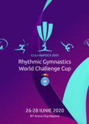 Cluj-Napoca: Rythmic Gymnastics World Challenge Cup