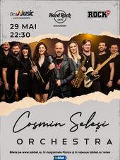 Concert Cosmin Seleși Orchestra