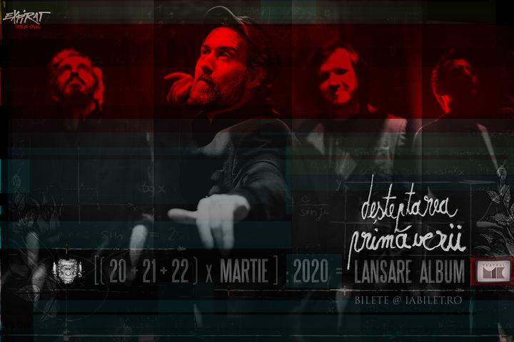 """FiRMA – lansare album """"Deșteptarea Primăverii"""" / 21.03"""