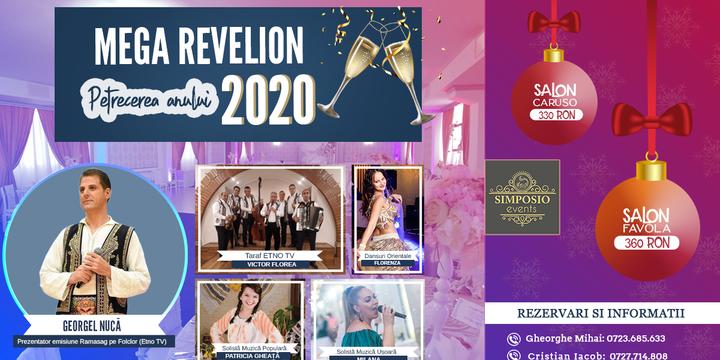 Mega Revelion - Petrecerea Anului 2020