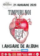 Timpuri NOI – Moldova Mon Amour – lansare de album