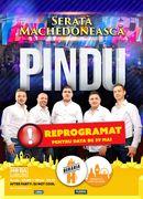 Serată Machedonească: Pindu // 29 mai