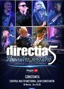 Constanța: Concert Directia 5 - Povestea Noastra