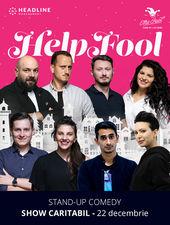 The Fool: Stand-up comedy Caritabil - Be #HelpFool pentru Alex!