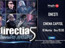 Onesti : Concert Directia 5 - Povestea Noastra
