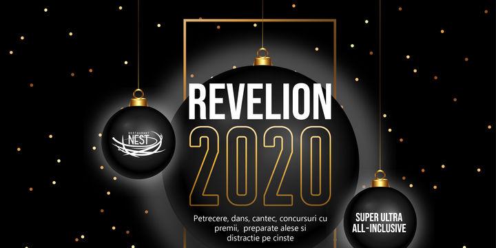 Revelion 2020 - Restaurant Nest