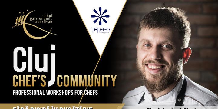 Professional workshops for chefs