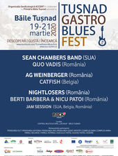 Tusnad Gastro Blues Fest 2020