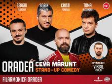 Oradea: Turneu Național Ceva Mărunt