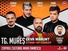 Târgu Mureș: Turneu Național Ceva Mărunt