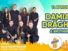 Concert Damian Drăghici & Brothers @ Berăria H