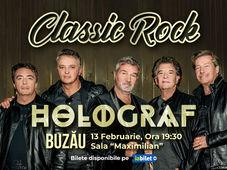 Buzau: Concert Holograf - Classic Rock