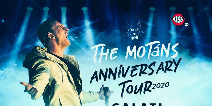 Galați: Turneu Aniversar The Motans