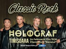 Timisoara: Concert Holograf - Classic Rock