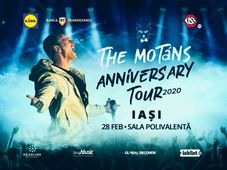 Iași: Turneu Aniversar The Motans