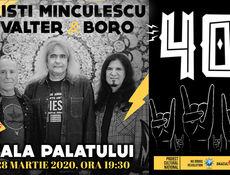 Concert Cristi Minculescu & Valter&Boro