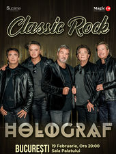 Concert Holograf - Classic Rock