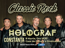 Constanta: Concert Holograf - Classic Rock