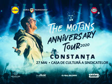 Constanța: Turneu Aniversar The Motans