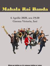 Iasi: Concert Mahala Rai Banda