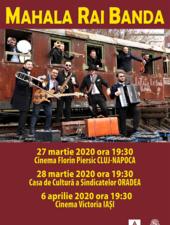 Iasi: Concert Mahala Rai Banda - MRB