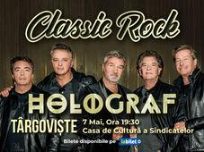 Targoviste: Concert Holograf - Classic Rock