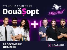 The Fool: Stand-up comedy în douăȘopt