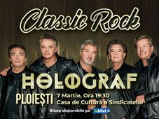 Ploiesti: Concert Holograf - Classic Rock