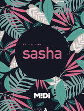 Sasha at Midi
