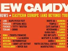 New Candys (It) Eastern Europe 2020 tour