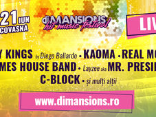 diMansions - Hit Music Festival
