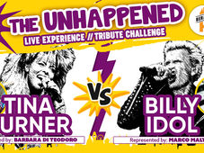 Tina Turner vs. Billy Idol   The Unhappened Live Experience