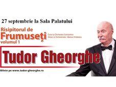 "Tudor Gheorghe - ""Risipitorul de frumuseti"" reprogramat din 27 septembrie"