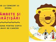 Cluj: Poti sa visezi, Poti sa faci | Concert caritabil