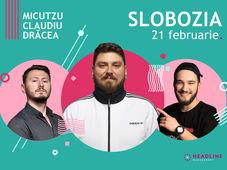 Slobozia: Micutzu - Baby on board cu Claudiu și Drăcea