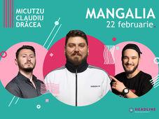 Mangalia: Micutzu - Baby on board cu Claudiu și Drăcea