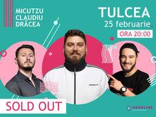 Tulcea: Micutzu - Baby on board cu Claudiu și Drăcea
