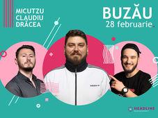 Buzău: Micutzu - Baby on board cu Claudiu și Drăcea