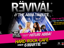 ABBA Tribute Band REVIVAL