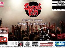 """SUNET FIN - Concert lansare """"Artiști de Tinichea"""""""