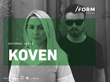Koven at /FORM Space