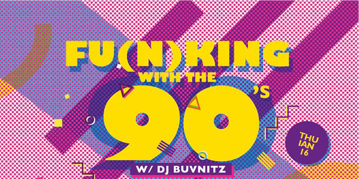 Fu(n)king with the 90's at /FORM SPACE